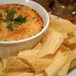 hot crab salsa dip recipe