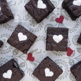 ad hoc brownie recipe