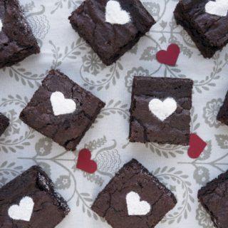 ad hoc brownie recipe