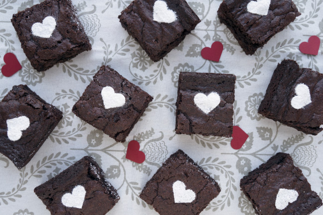 Rich Cocoa Brownies