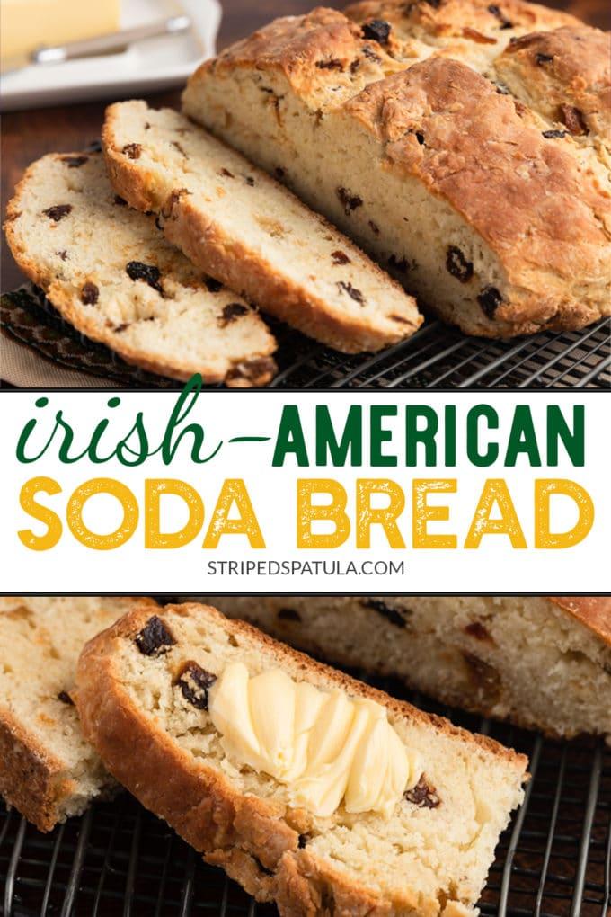 how to make irish-american soda bread