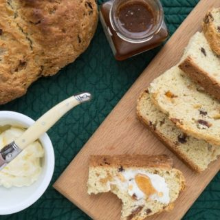irish american soda bread recipe