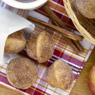 cider doughnut mini muffins recipe