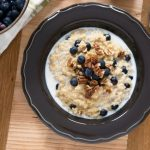 blueberry breakfast quinoa recipe