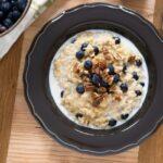 blueberry breakfast quinoa recipe