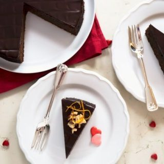flourless chocolate hazelnut torte recipe