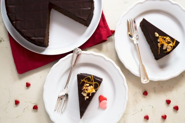 flourless chocolate hazelnut torte recipe