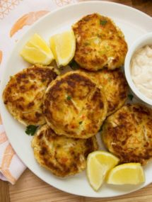 roux crab cakes recipe