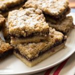 jam crumble bars recipe