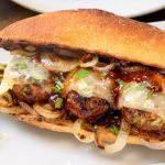 grilled meatball subs recipe
