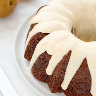 pear cardamom cake recipe