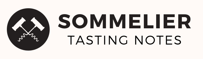 sommelier wine tasting notes
