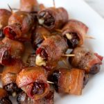 maple sriracha devils on horseback recipe