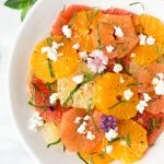 mixed citrus salad recipe
