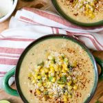 mexican street corn soup recipe