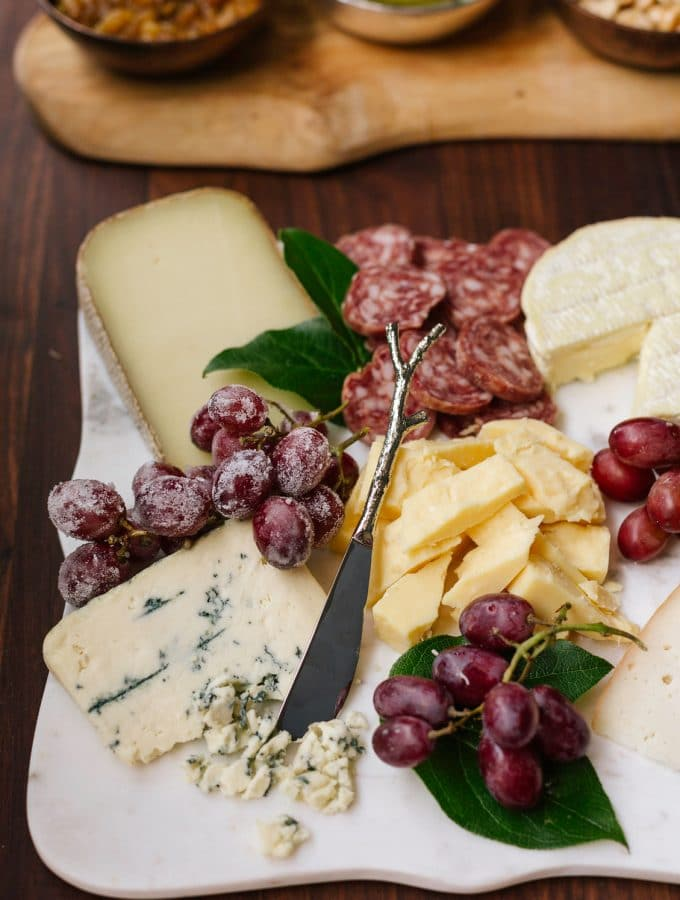 The Perfect Cheese Board + Holiday Style with JORD