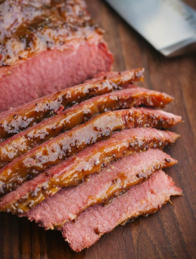 beer braised corned beef recipe