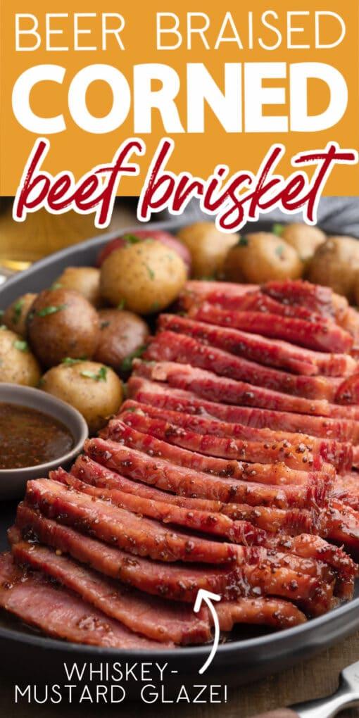 how to make beer braised corned beef