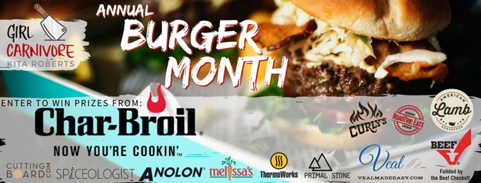 burger month 2017 giveaway