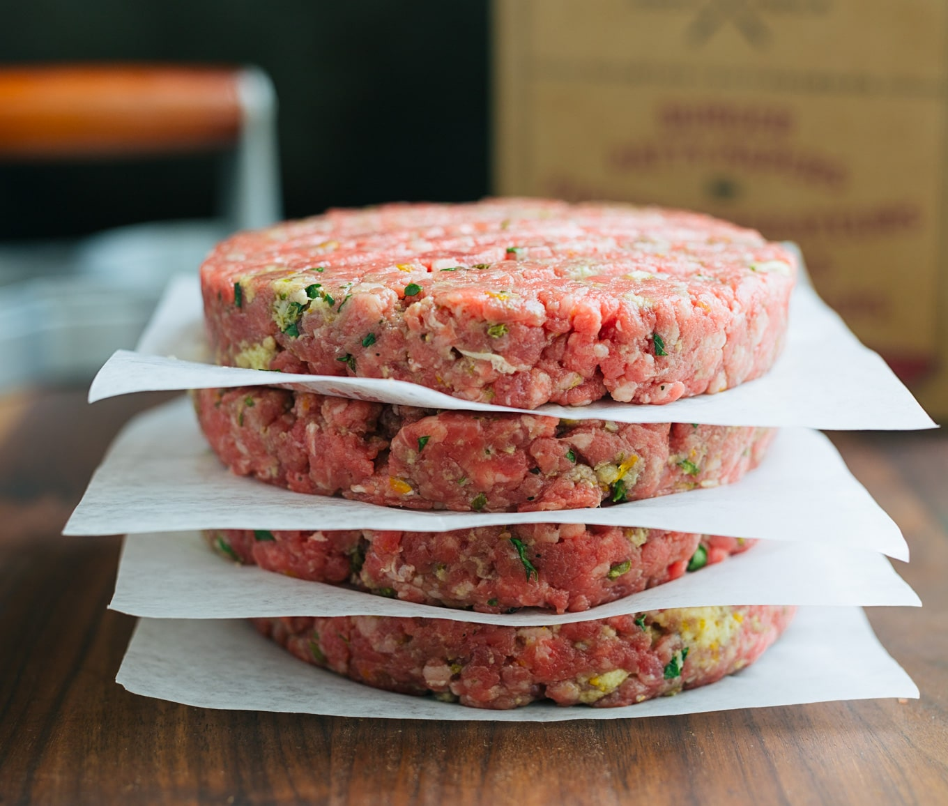 mojo beef burgers to grill