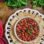fresh strawberry balsamic salsa recipe