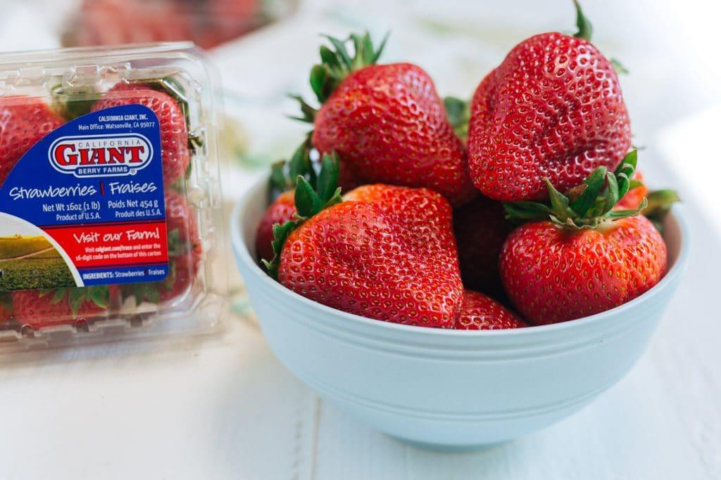 california giant berry farms strawberries [sponsored]
