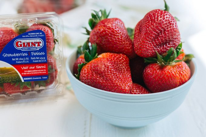 california giant berry farms strawberries [sponsored]
