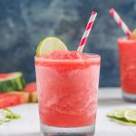 frozen watermelon daiquiris recipe