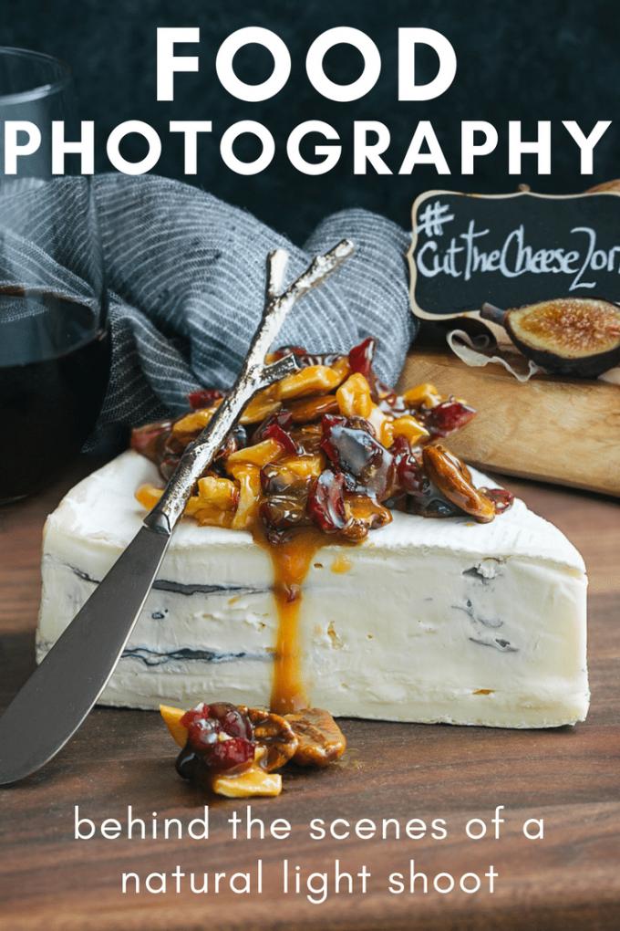 food photography natural light tutorial