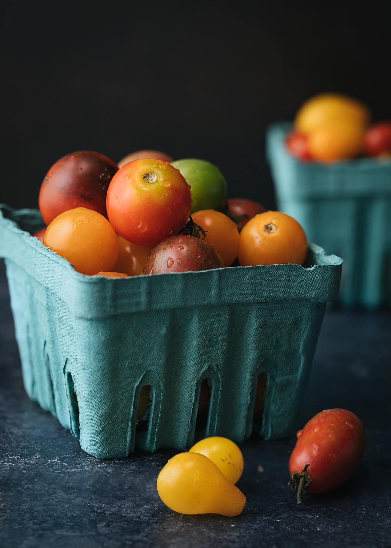 cherry tomato sauce recipe