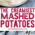 cream cheese mashed potatoes recipe