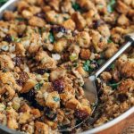 cranberry pecan stuffing recipe thanksgiving dressing