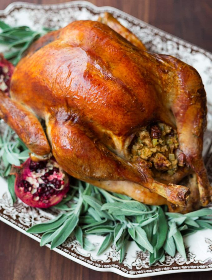 Juicy Turkey Essential: Apple Herb Turkey Brine