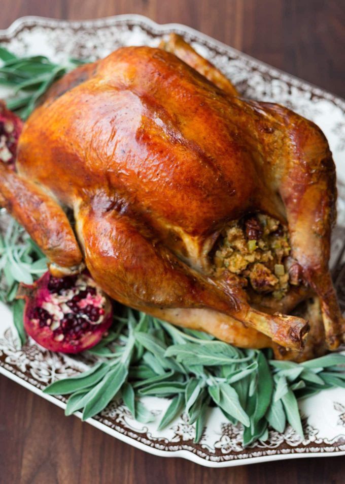 brined turkey recipe