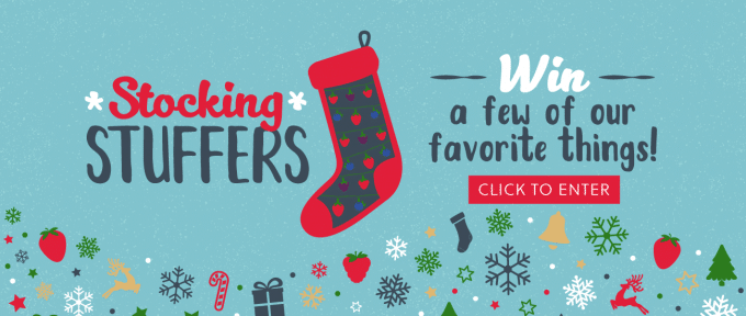 california giant berry farms stocking stuffer giveaway graphic [sponsored]