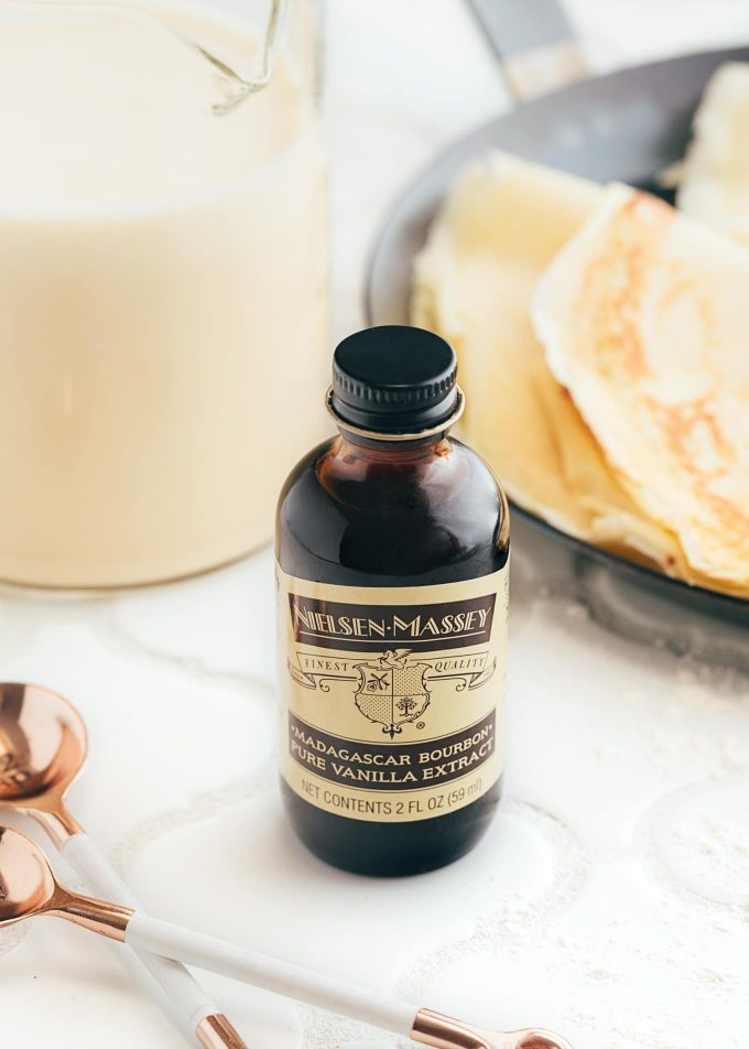 nielsen-massey pure vanilla extract for crepes