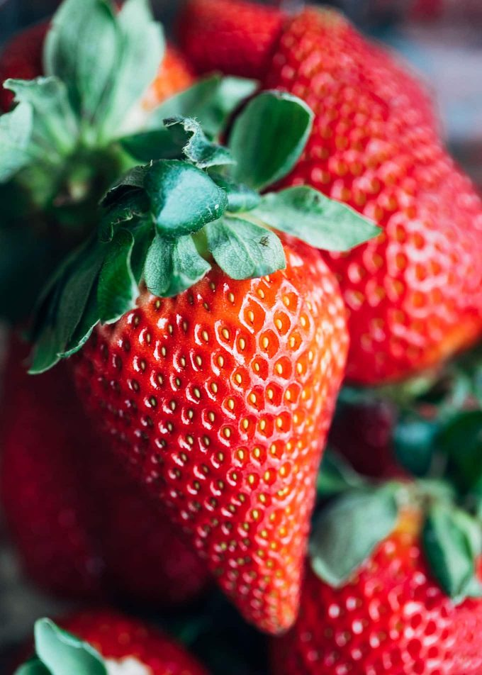 california giant berry farms strawberries {sponsored}