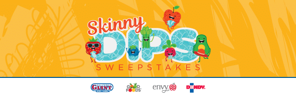 sponsored skinny dips sweepstakes promotion entry form