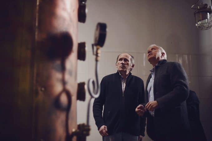 Tad Dorda and Chopin's Master Distiller