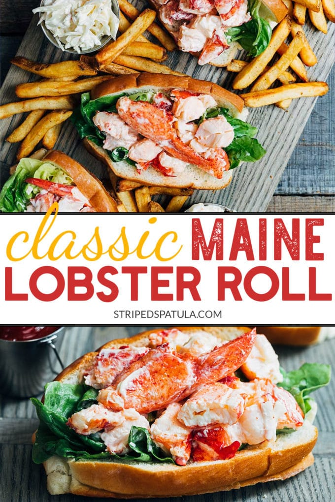 how to make a lobster salad rolll