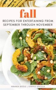 striped spatula fall ebook cover