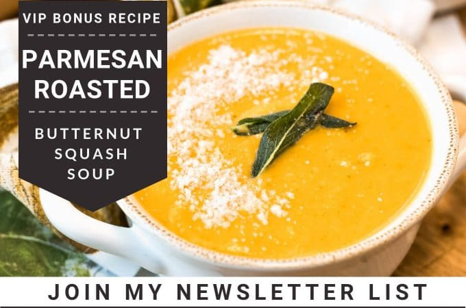 fall newsletter subscription