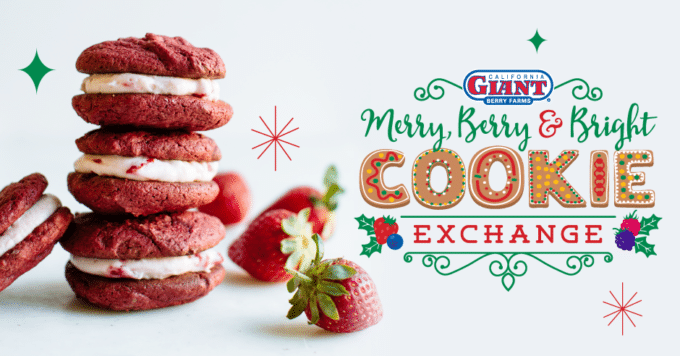 Cal Giant Cookie Exchange Promotion {sponsored}