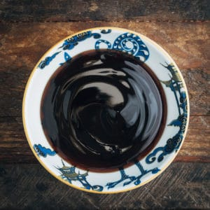oyster sauce in a bowl