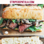 how to make gourmet steak sandwiches