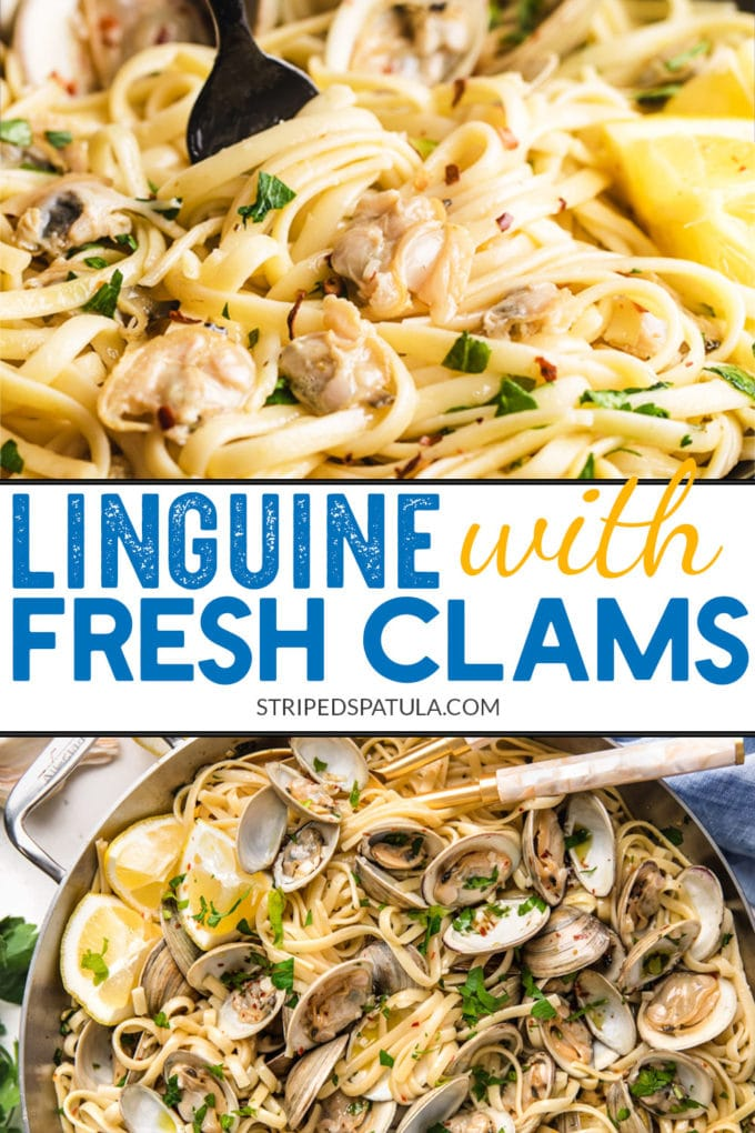 how to make linguine with clams