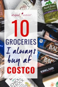 10 best groceries to buy at costco