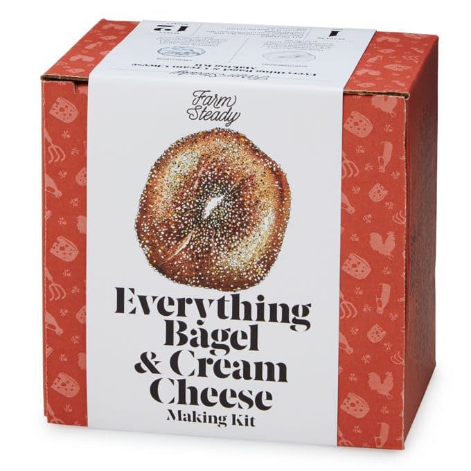 farmsteady everything bagel making kit