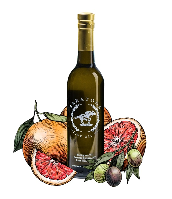Saratoga Olive Oil Co. Blood Orange Olive Oil