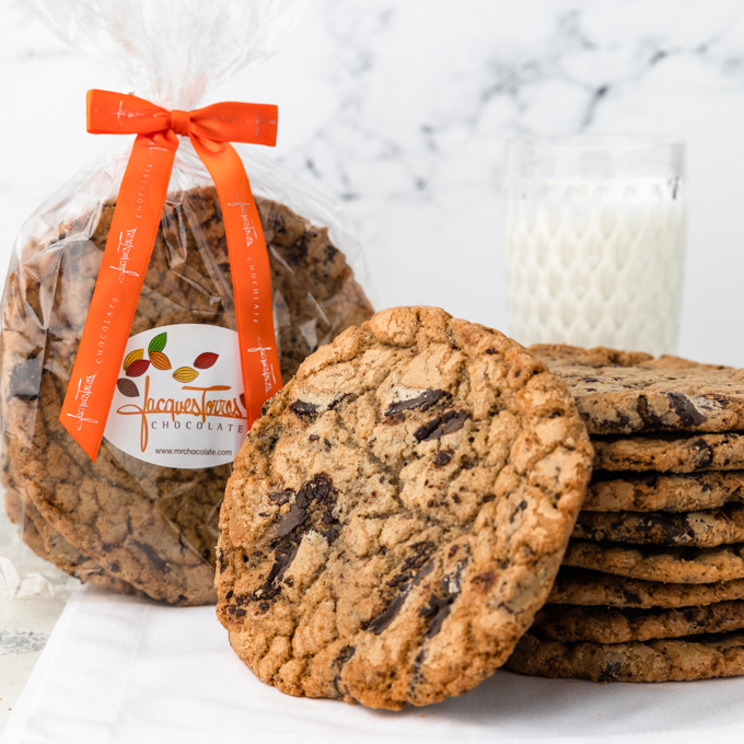 jacques torres chocolate chip cookies gift package